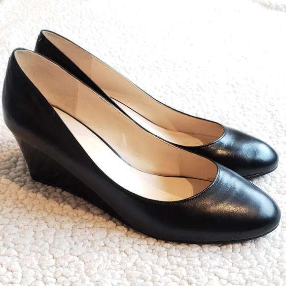 81e1c86b55 Nine West | Ispy | Black | Leather | Heel. M_5b325f1b4ab63340eab9a62b